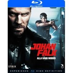 Johan Falk 9 - Alla råns moder (Blu-ray)