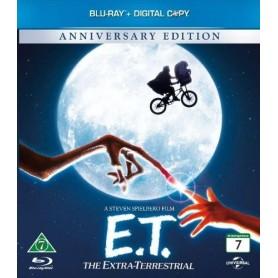 E.T. The Extra-Terrestrial (Blu-ray + Digital Copy)