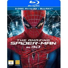 The Amazing Spider-Man (3D Blu-ray + Blu-ray)