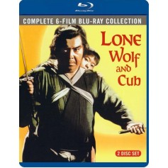 Lone wolf and cub - Complete Collection (Import)