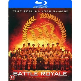 Battle Royale (Blu-ray)