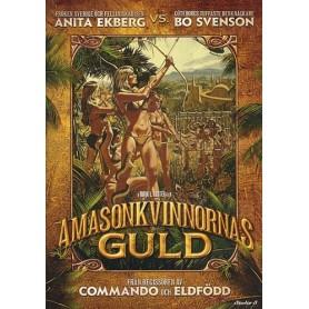Amasonkvinnornas guld
