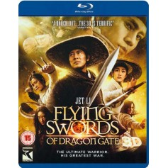 Flying Swords of Dragon Gate (Blu-ray 3D) (Import)