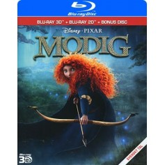 Modig (Blu-ray 3D + DVD)