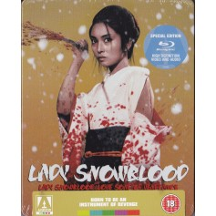 Lady Snowblood & Lady Snowblood 2 - SteelBook (Blu-ray) (Import)