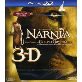 Berättelsen om Narnia: Caspian och Skeppet Gryningen (Blu-ray 3D)
