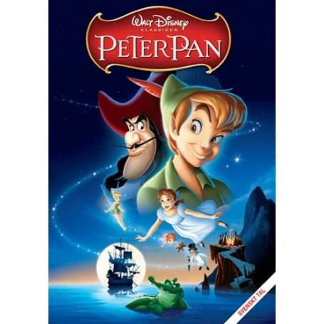 Peter Pan Disney Dvd Shoppen