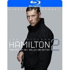 Hamilton 2: Men inte om det gäller din dotter (Blu-ray)