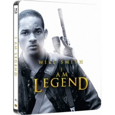 I am legend: Premium Collection Steelbook (Blu-ray) (Imp Sv.text)