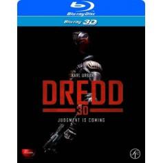 Dredd 3D (Real 3D + Blu-ray)