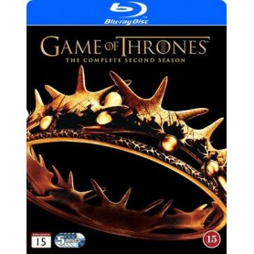 Game of Thrones - Säsong 2 (Blu-ray)
