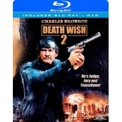Death Wish 2 (Blu-ray + DVD)