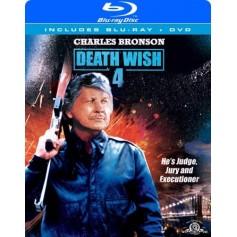 Death Wish 4 (Blu-ray + DVD)