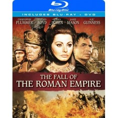 Fall of the Roman empire (Blu-ray + DVD)