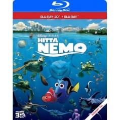 Hitta Nemo (3D Blu-ray + Blu-ray)