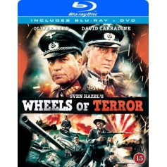 Wheels of Terror (Blu-ray + DVD)