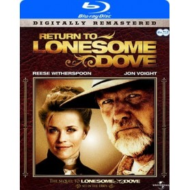 Return to Lonesome Dove (Blu-ray) (2-disc)