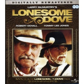 Lonesome Dove (Den långa färden) (Blu-ray) (2-disc)