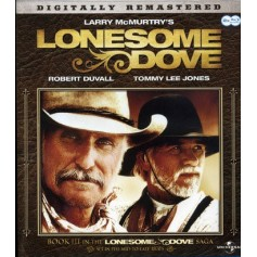 Lonesome Dove (Den långa färden) (Blu-ray) (2-disc)
