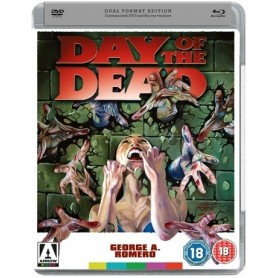 Day of the dead (Import) (Blu-ray + DVD)