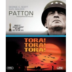 Patton / Tora, Tora, Tora (Blu-ray)