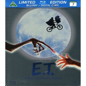 E.T. The Extra Terrestrial (Steelbook) (Blu-ray)