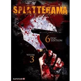 Splatterama: Vol 3 (6-disc)