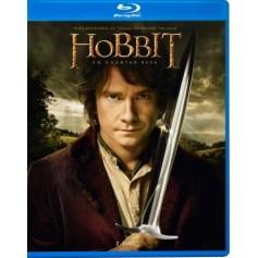 Hobbit - En oväntad resa (Blu-ray)