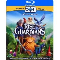 De fem legenderna (3D Blu-ray + Blu-ray)