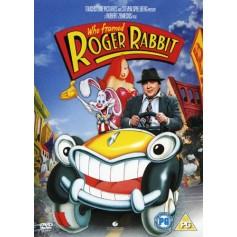 Vem Satte Dit Roger Rabbit (Import sv.text)
