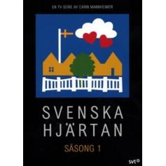 Svenska Hjärtan - Säsong 1