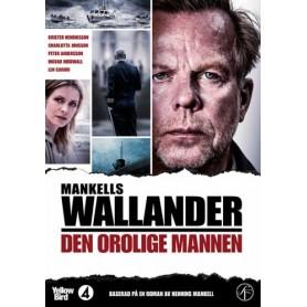 Wallander 27 - Den Orolige Mannen