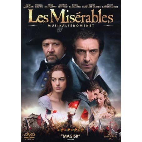 Les Miserables 2012 Dvd Shoppen