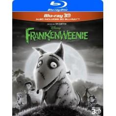 Frankenweenie (Real 3D + Blu-ray)