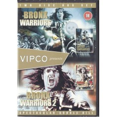 Bronx Warriors / Bronx Warriors 2 (Import)
