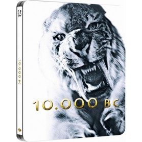 10.000 BC: Premium Collection Steelbook (Blu-ray) (Import)