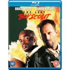 Last Boy scout (Blu-ray) (Import sv.text)
