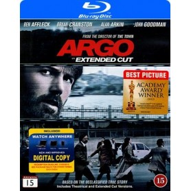Argo (Blu-ray + Digital Copy)