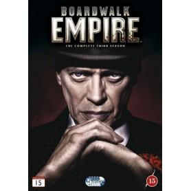 Boardwalk Empire - Säsong 3 (5-disc)