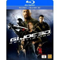 G.I. Joe 2: Retaliation (Real 3D + Blu-ray)