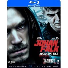Johan Falk - Kodnamn Lisa (Blu-ray)