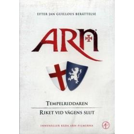 Arn - Tempelriddaren / Riket Vid Vägens Slut (2-disc)