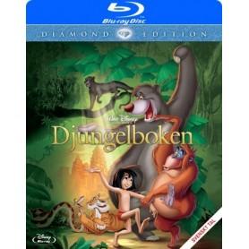Djungelboken (Disney) (Blu-ray)