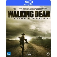The Walking Dead - Säsong 2 (3-disc Blu-ray)