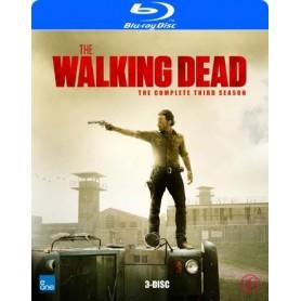 Walking Dead - Säsong 3 (Blu-ray) (3-disc)