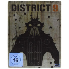 District 9 (Import) (Limited Steelbook Edition) (Blu-ray)