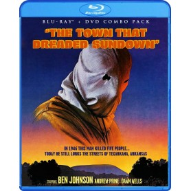 The town that dreaded Sundown (Blu-ray + DVD) (Import)