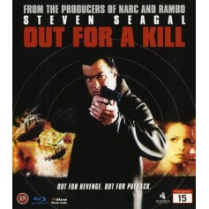 Out for a kill (Blu-ray)