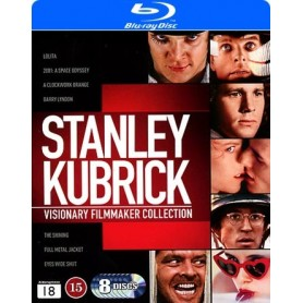 Stanley Kubrick Collection (8-disc) (Blu-ray)