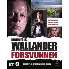 Wallander 28 - Försvunnen (Blu-ray)